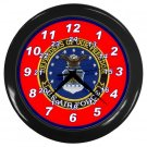 US AIR FORCE MILITARY Wall Clock, Home Decor, Office Gift Time 20504934