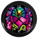 RETRO 70s Wall Clock, Home Decor, Office Gift Time 20565908