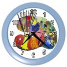 ART PAINT PALLET Wall Clock, Home Decor, Office Gift Time 20567197