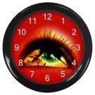 EYE ART Wall Clock, Home Decor, Business, Office, Gift Time 20572644