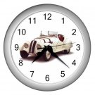 BMW 328 1936-1940 Silver Wall Clock Home Decor Office Gift Time 15724801