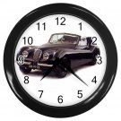 Jaquar XK120 1948 - 1954 Black Wall Clock Home Decor Office Gift Time 15725120