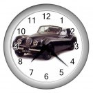 Jaquar XK120 1948 - 1954 Silver Wall Clock Home Decor Office Gift Time 15725121