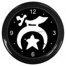 SHRINER Design Wall Clock Home Decor Office Gift Time 14348842