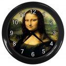 MONA LISA  Artwork Design Wall Clock Home Decor Office Gift Time 21325840