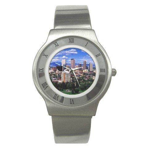 DENVER SKYLINE Men's Stainless Steel Watch 14597698