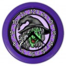 HALLOWEEN WITCH Design Wall Clock, Home Decor, Office Gift Time 22646531