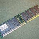 SAMSUNG 256MB DDR PC2100 CL2.5 PC2100U-25330-A0 M368L3223DTL-CB0
