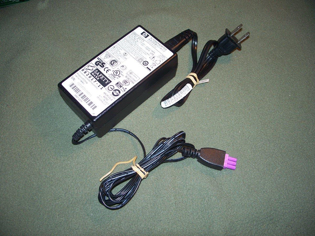 Genuine Hp 0957-2271 +32V 1560ma Ac Adapter Power Supply with ORIGINAL AC Power Cord