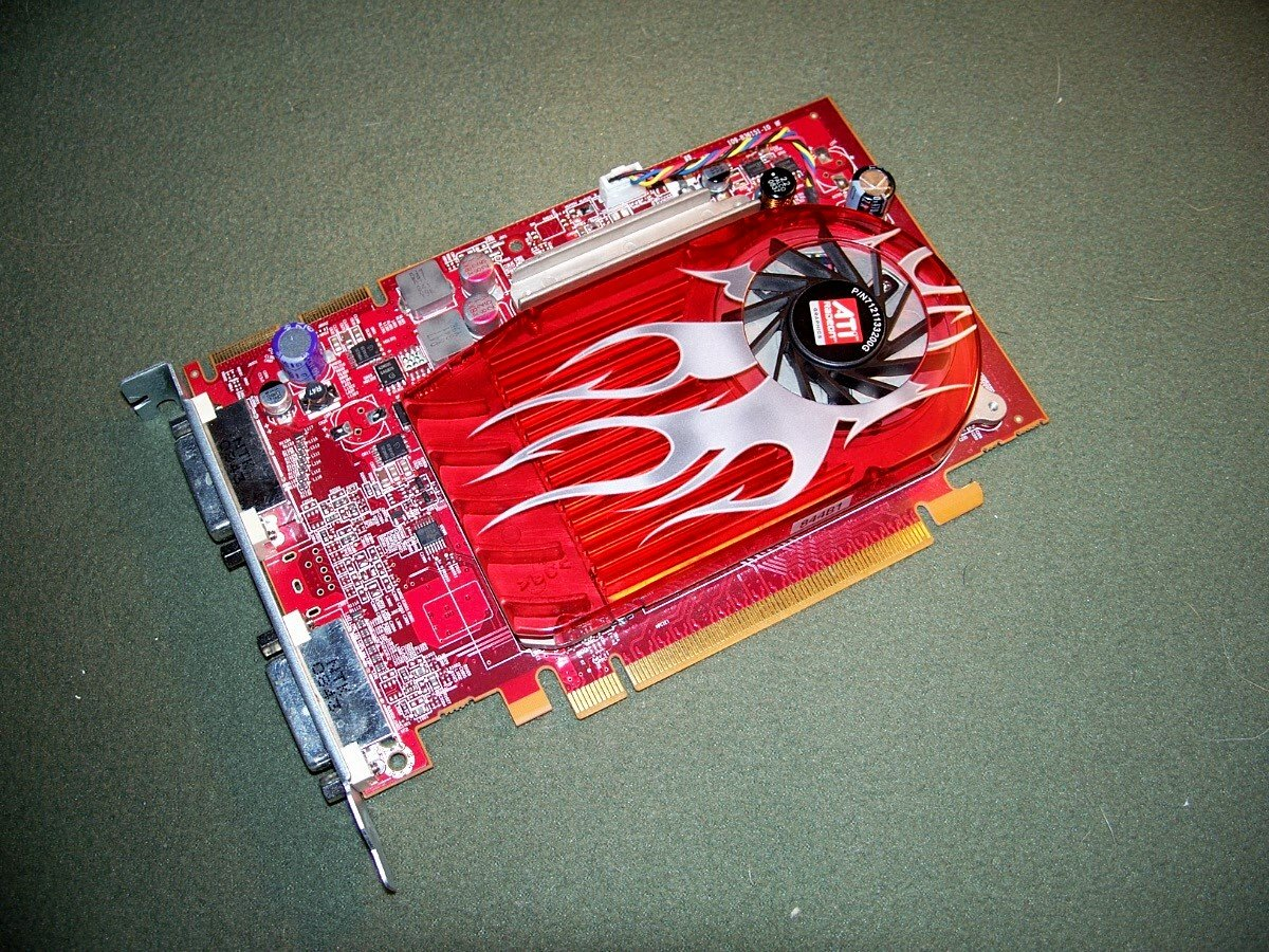 Mac Pro ATI Radeon HD 2600 XT Graphics 256MB GDDR3 (DVI/DVI) (PCI Express 2.0 x16) Video Card