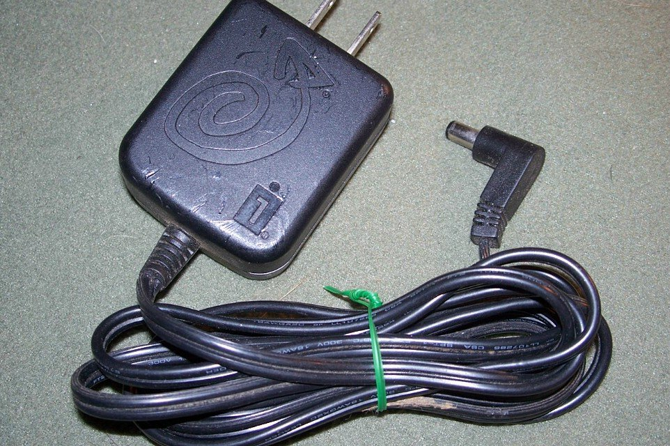 IOMEGA ZIP AC Adapter 5V 1A SSW5-7630 91-58246