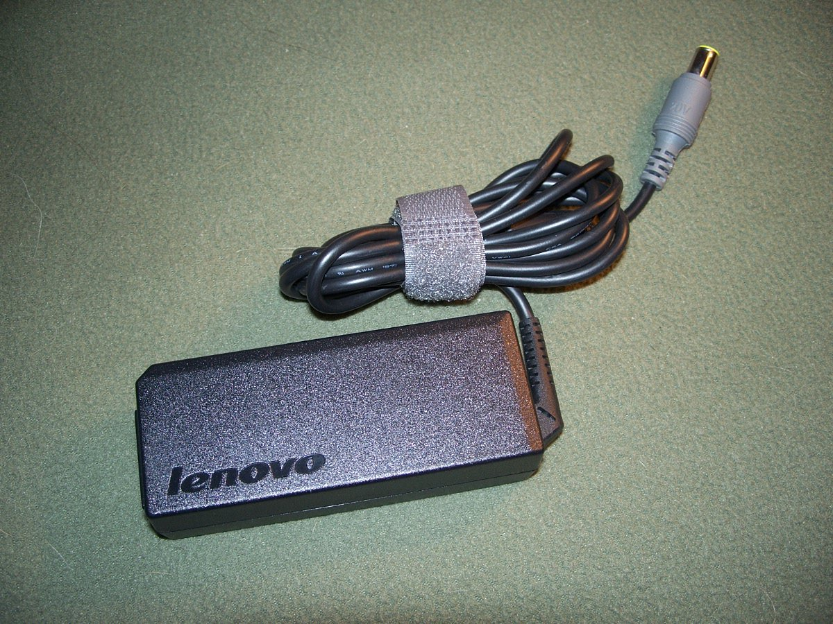 LENOVO ThinkPad 92P1156 65 WATT 20V AC Adapter-SLIM-2