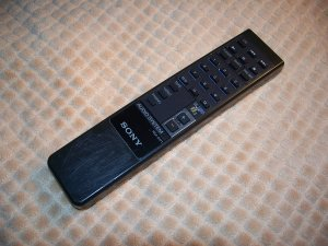 Sony RM-S171 AUDIO SYSTEM Remote Control CD TUNER TAPE VIDEO PHONO