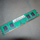 Samsung 256MB 1Rx16 PC2-4200U-444-12-C3 Memory Module Stick (M378T3354CZ3-CD5)