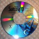 EXTENSIS SUITCASE 10 MAC FONT SOFTWARE NEW