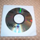 OEM MICROSOFT OFFICE XP 2002 SP1 FULL PROGRAM *NEW* *WORKS*