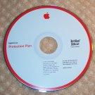 AppleCare for Mac Pro - PowerMac (G4 + G5) - Enrollment CD SOFTWARE