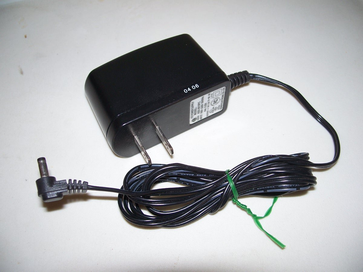 ITE PC AC Power Adapter 9VDC 1.5A Power Adapter