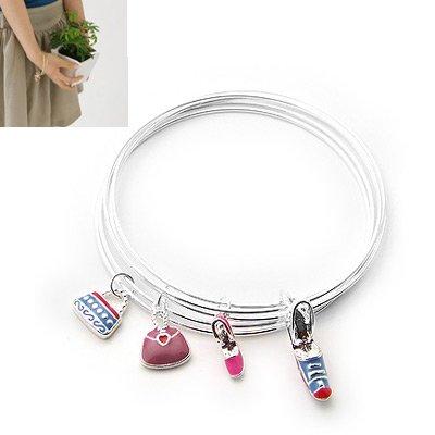 Stylish 5-Circle Bracelet