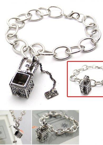 Christian Locket Bracelet