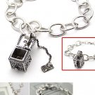 Christian Locket Bracelet