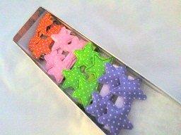 Stars Hair Clip for little girl