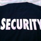 Security imprinted TShirt