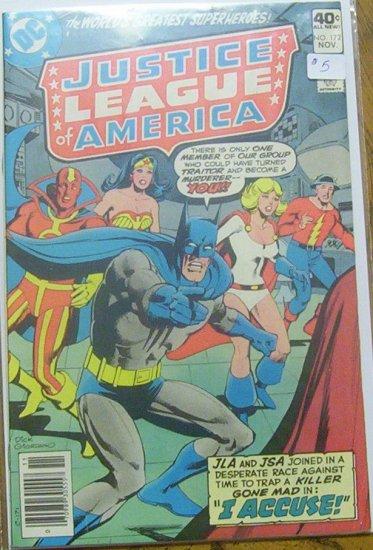 Justice League of America #172