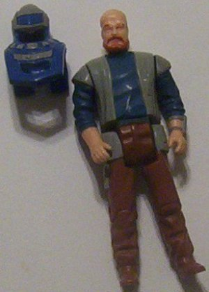 M.A.S.K. Alec Sector from Boulder Hill