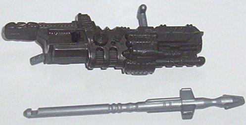 1995 Iron Klaw (v1) launcher & missile