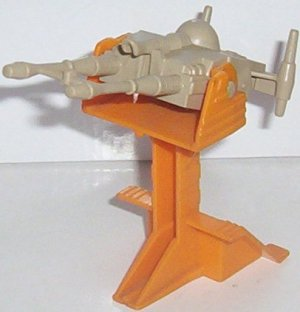 MOTU laser cannon from Castle Greyskull