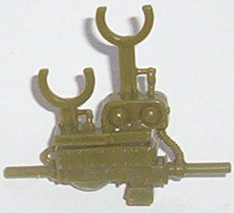 1989 Back Blast launcher bracket