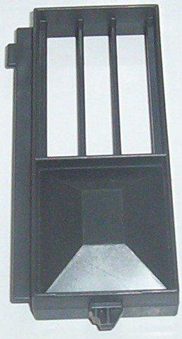 1983 HQ Command Center stockade wall
