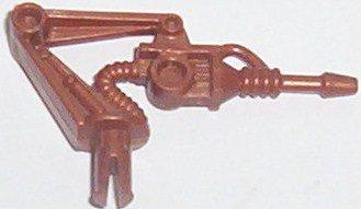 """Wheeled Warriors copper extender gun from """"K.O. Cruiser"""""""