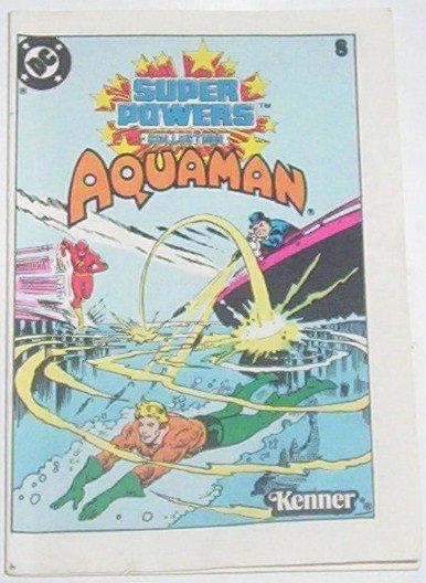 Super Powers comic #5 from Aquaman