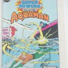 Super Powers comic #5 from Aquaman