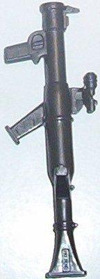Rambo, Rambo grey RPG launcher