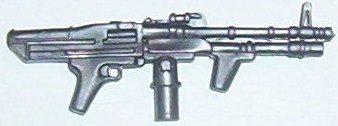 Rambo, machine gun from Skyfire Assault Copter