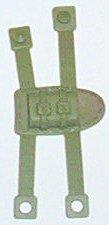 Rambo Nomad green leg sheath