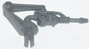 "Wheeled Warriors grey extender gun from ""Armed Force"""