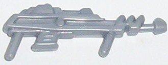 MOTU Weapons pack silver rifle