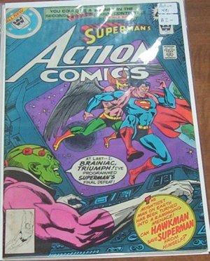 Action Comics #491