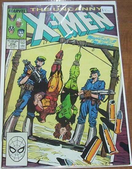 Uncanny X-men # 236