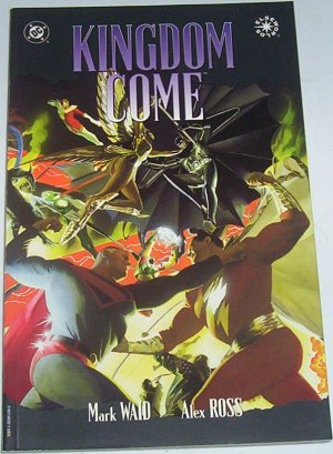 Kingdom Come, trade paperback