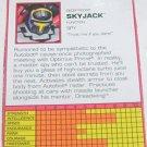 1995 Skyjack tech spec