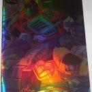 Transformers Armada #01 holofoil edition