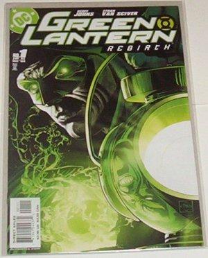 Green Lantern: Rebirth # 01 (Spectre cover)