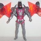 Batman Begins Bomb Blast Batman