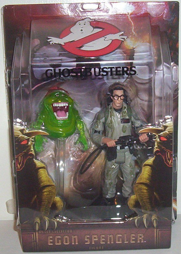 Ghostbusters SDCC 2009 Egon Spengler in jumpsuit