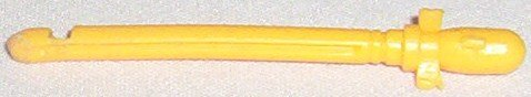 1993 Mace yellow missile